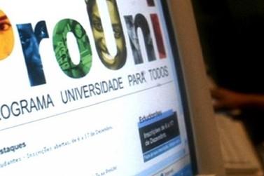 ProUni abre inscrições para lista de espera nesta quinta-feira (7)