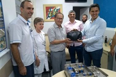Santa Casa de Paranavaí recebe novos equipamentos que somam 200 mil reais