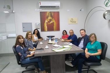 Técnicos do Governo conhecem Centro de Convivência do Idoso em Paranavaí
