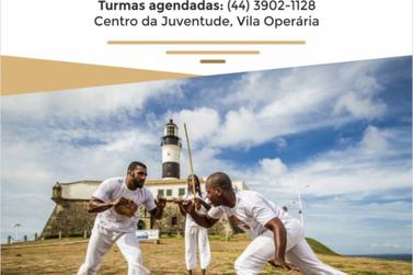Workshop de Capoeira trabalhará cultura afro com alunos de escolas e faculdades