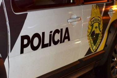 Adolescente é apreendido após danificar residência da mãe e desacatar a polícia