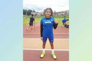 Atleta paranavaiense se classifica para Mundial Escolar de Atletismo na Croácia