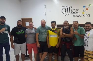 Amigos da Segunda-feira estreiam coworking em Paranavaí