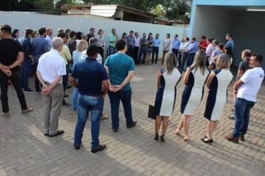 Autoridades e lideranças visitam Unidade de Pronto Atendimento (UPA) 24h