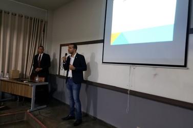 Delegados de Paranavaí e região ministram palestras para estudantes de Direito