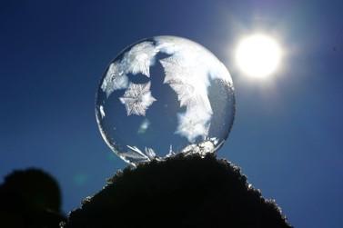 Primeiro fim de semana do inverno será de tempo firme e máxima marcando 28°C