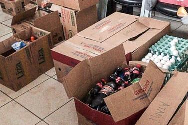 10 pessoas são presas por venderem produtos impróprios para consumo