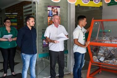 Aciap realiza sorteio da campanha Dose Dupla