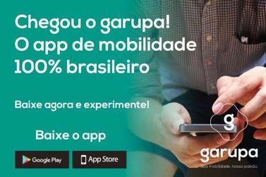 Aplicativo de transporte Garupa já está atendendo em Paranavaí