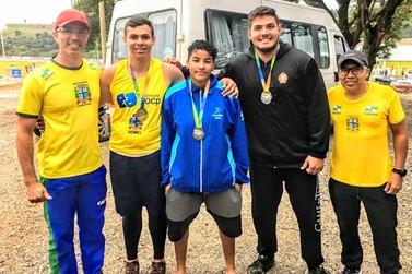 Atletismo de Paranavaí conquista três medalhas no Campeonato Brasileiro Sub-20