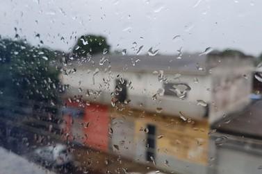 Chuvas devem permanecer em Paranavaí nesta quarta e quinta-feira