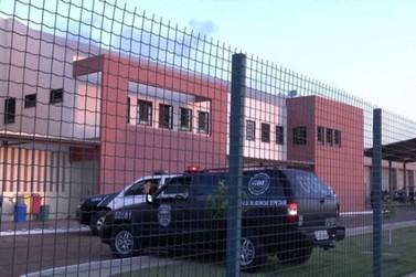 Cinco detentos fogem de penitenciária em Cruzeiro do Oeste