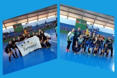 Futsal Feminino do Colégio Estadual e Paroquial de Paranavaí são ouro nos JEPs