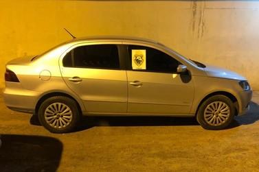Homem é preso em Paranavaí com carro roubado em distrito de Maringá