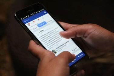 Jovem aciona a PM após ser ameaçada pelo ex por causa de conversas no Facebook