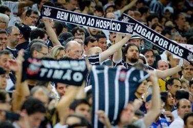 Maringá vai receber amistoso entre Londrina e Corinthians