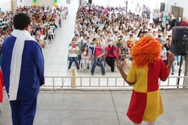 Quase mil estudantes participam da 22ª edição do Festival Monteiro Lobato