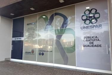 Reitoria da Unespar está em novo endereço