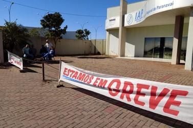 Servidores estaduais entram em greve a partir desta terça-feira