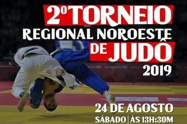 2º Torneio Regional Noroeste de Judô 2019 será realizado em agosto em Paranavaí