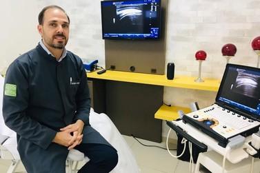 Dr. Denis Graciotto inova e traz sala de procedimentos guiados por ultrassom