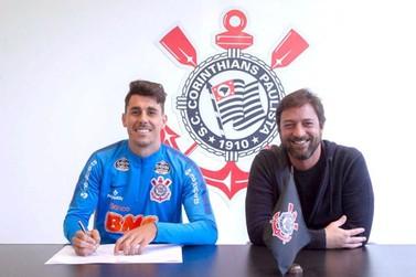 Paranavaiense Danilo Avelar comemora contrato longo com o Corinthians
