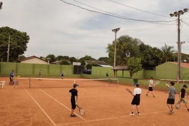 Academia Top Tênis traz qualidade a Paranavaí quando o assunto é o esporte
