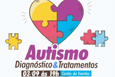 Inscrições para palestra sobre autismo podem ser feitas pela internet