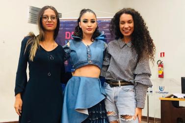 Estudante paranavaiense conquista 1º lugar em concurso de moda