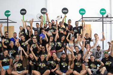Praticantes de crossfit destacam mudança de vida após conhecer o esporte