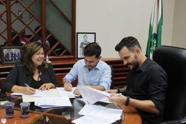 Município oficializa financiamento de R$ 10 milhões para obras