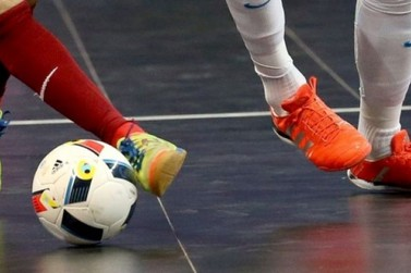 Quase mil crianças e adolescentes participarão da Copa Paranavaí de Futsal Menor