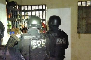 Agente é feito refém durante princípio de motim em cadeia de Cianorte
