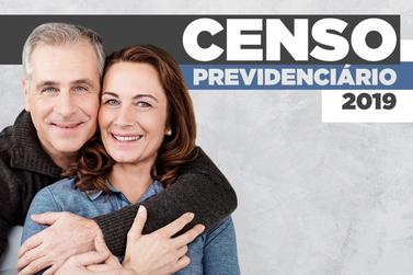 Começa o Censo Previdenciário para servidores aposentados e pensionistas