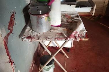 Idoso é esfaqueado em casa durante tentativa de roubo em Nova Londrina