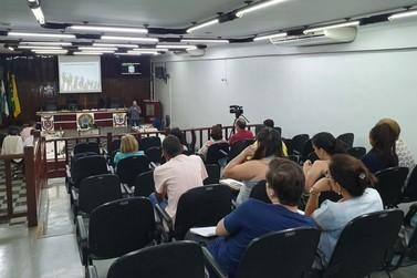 Audiência Pública discute novamente orçamento municipal para 2020