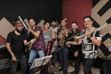 Grupo Torres Jazz Combo se apresenta neste sábado no Centro de Paranavaí