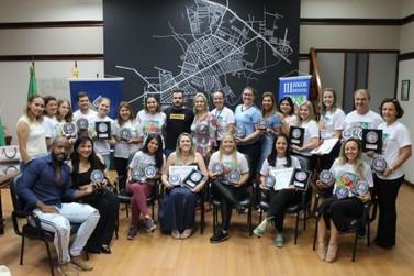 Escola Noêmia Ribeiro do Amaral é campeã do 3º Jogos Infantis de Paranavaí