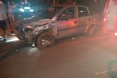 Após se envolver em acidente com feridos, homem é preso por embriaguez