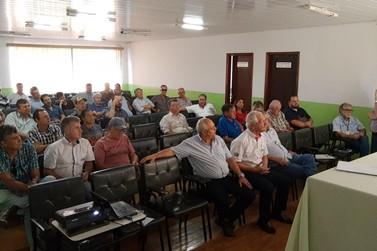 Associação de produtores irrigantes tem abrangência estadual