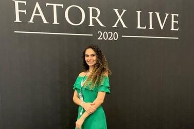 Nutricionista Nassara Jorge participa de evento nacional sobre empreendedorismo