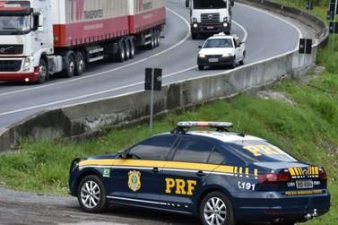 Paraná tem o 2º menor número de mortes em rodovias federais em dez anos