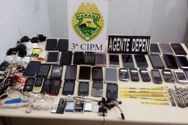 Quase 40 celulares são apreendidos na cadeia de Loanda