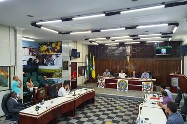 2ª sessão ordinária da Câmara de Paranavaí será realizada nesta segunda (10)