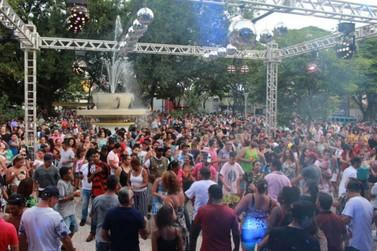 Mais de 8 mil pessoas foram ao 1º Flashback na Praça