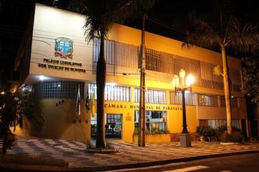 Sessões ordinárias da Câmara de Paranavaí retornam nesta segunda-feira (3)