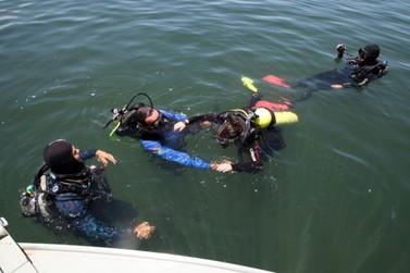 Diversidade e beleza atraem mergulhadores ao Noroeste para conhecer o Rio Paraná