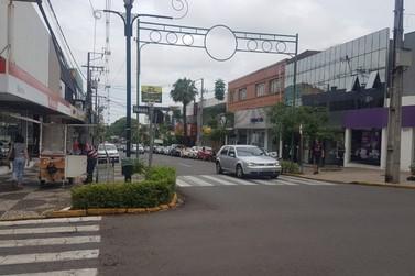 Restrição na circulação de veículos no Centro tem exceções, diz prefeitura