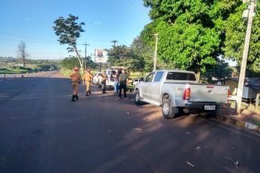 PRE e Denarc apreendem 150 quilos de maconha em Tamboara
