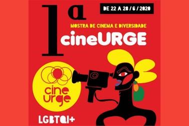 1ª Mostra de cinema e diversidade Cineurge começa no dia 22 de junho